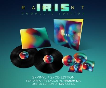 IRIS - Radiant CD