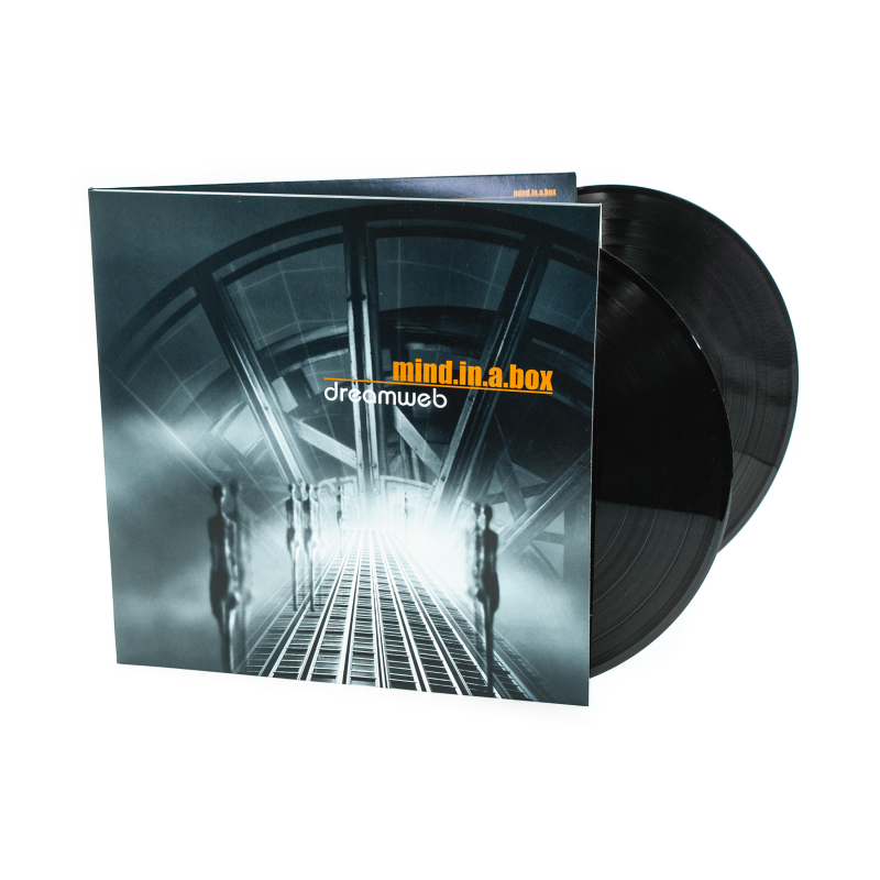 mind.in.a.box - Dreamweb Vinyl 2-LP Gatefold  |  Black