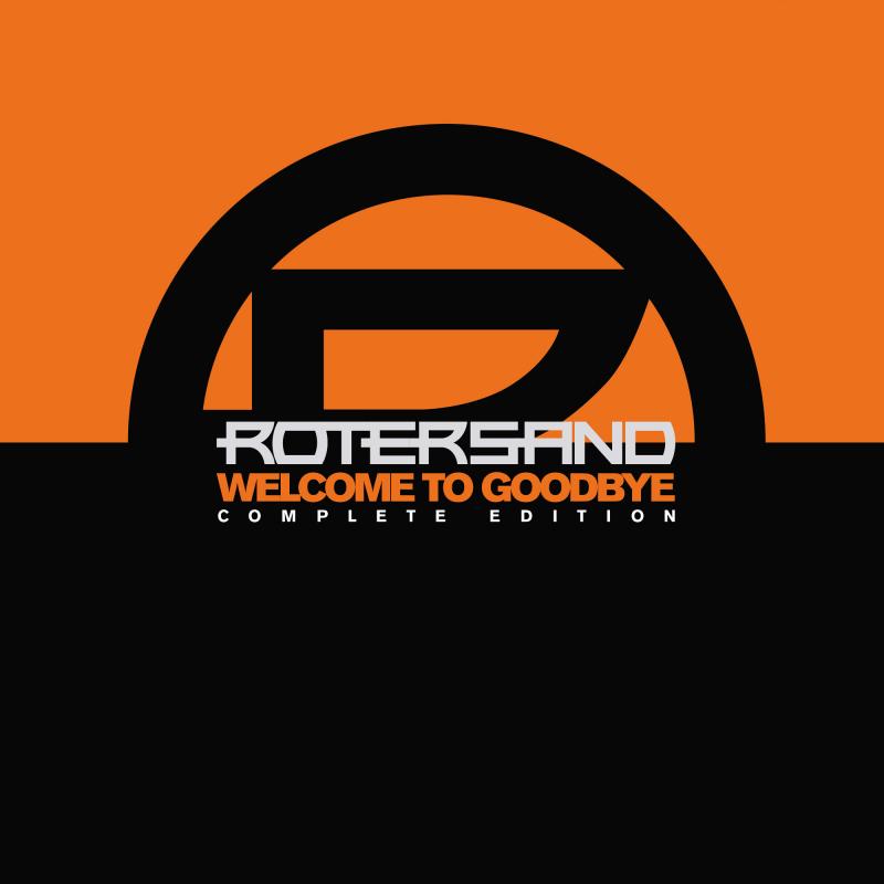 Rotersand - Welcome To Goodbye Vinyl 2-LP Gatefold     Orange Solid