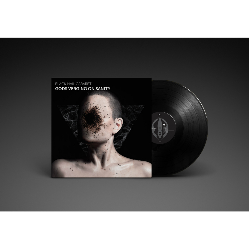 Black Nail Cabaret - Gods Verging On Sanity Vinyl LP  |  Black