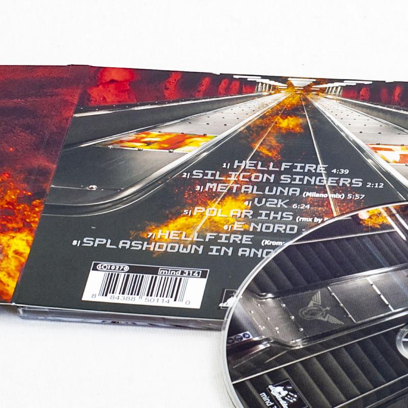 Kirlian Camera - Hellfire CD Digipak