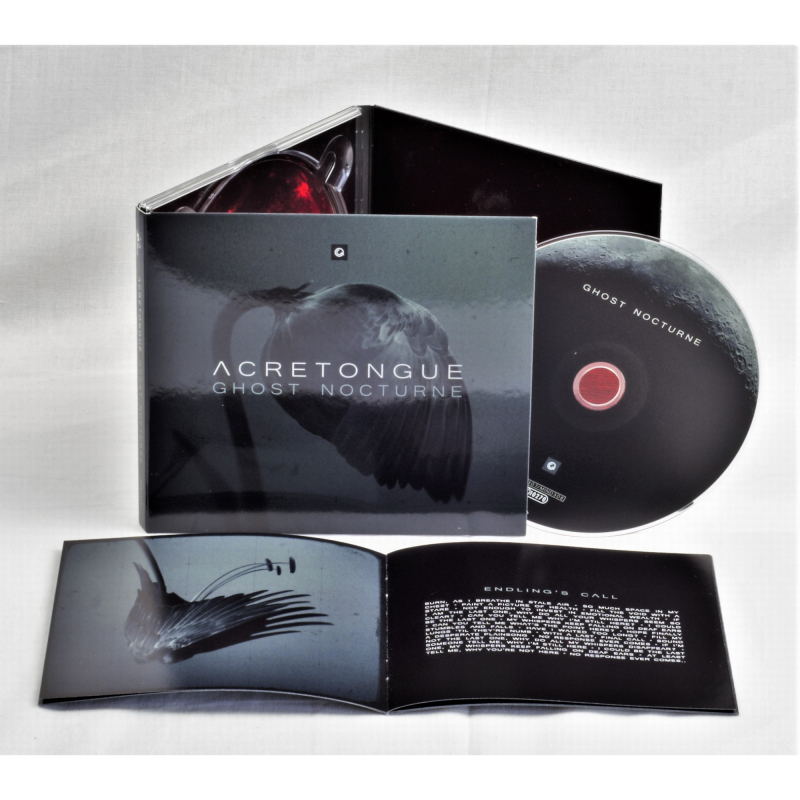 Acretongue - Ghost Nocturne CD Digipak