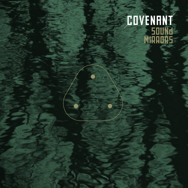 "Covenant - Sound Mirrors Vinyl 12"" EP"