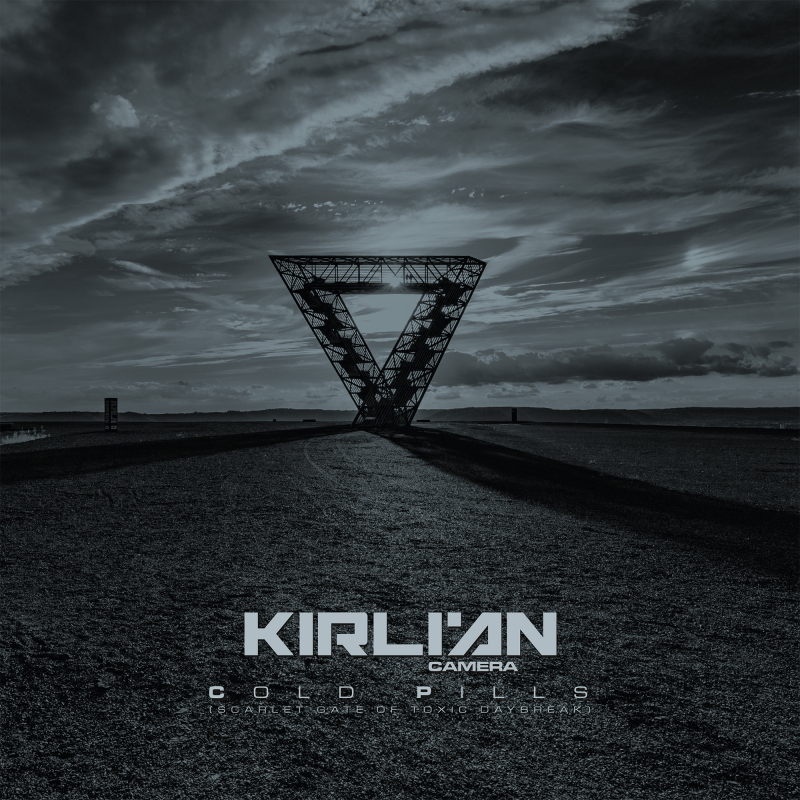 Kirlian Camera - Cold Pills (Scarlet Gate of Toxic Daybreak) Vinyl 2-LP Gatefold  |  Silver