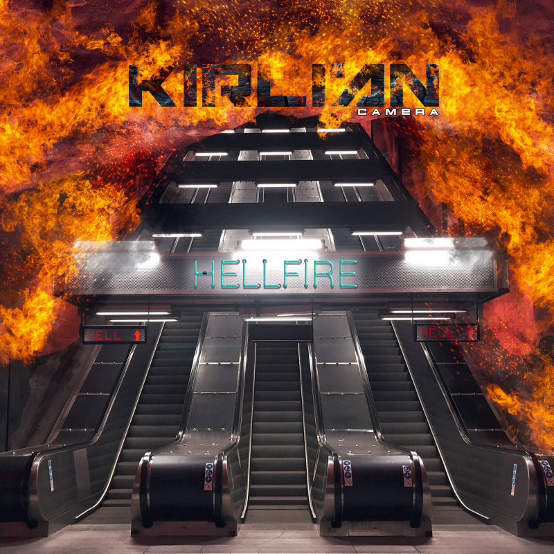 Kirlian Camera - Hellfire Vinyl LP  |  Black