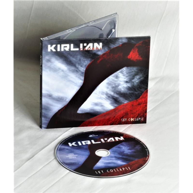 Kirlian Camera - Sky Collapse CD Digipak