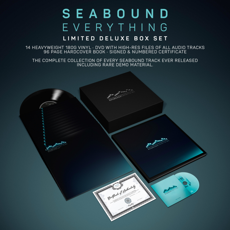 Seabound - Everything Vinyl Box  |  black