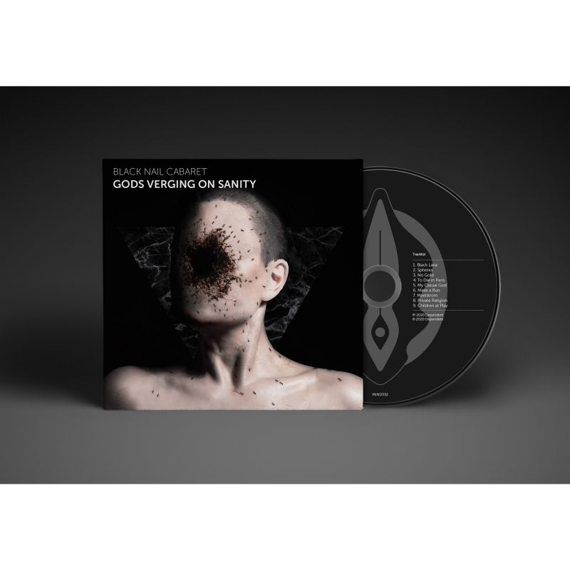 Black Nail Cabaret - Gods Verging On Sanity CD Digipak