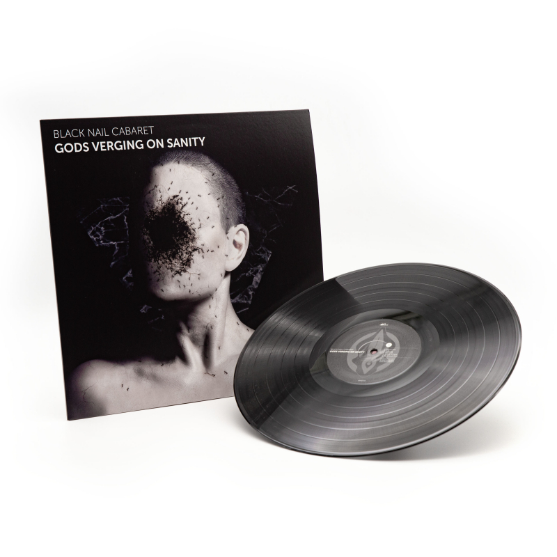 Black Nail Cabaret - Gods Verging On Sanity Vinyl LP  |  Black