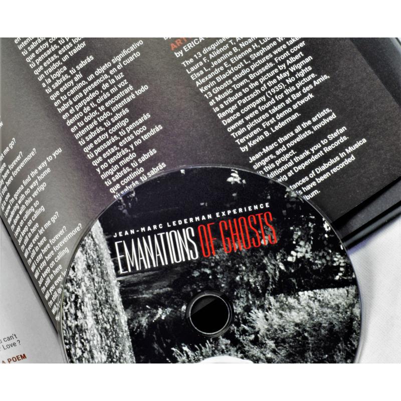 Jean-Marc Lederman Experience - 13 Ghost Stories Book 2-CD