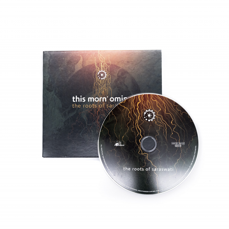 This Morn' Omina - The Roots Of Saraswati CD Digipak